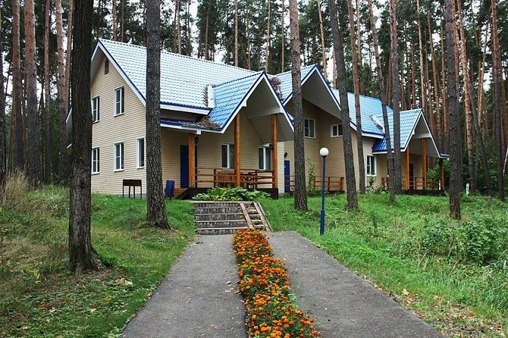 Пансионаты и дома отдыха в Коломне